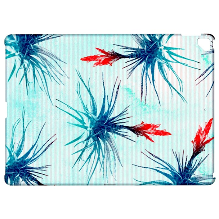 Tillansia Flowers Pattern Apple iPad Pro 12.9   Hardshell Case