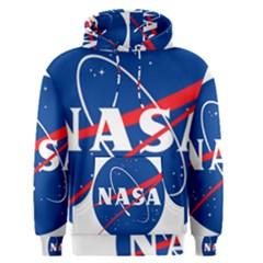 Nasa Logo Men s Pullover Hoodie by Onesevenart