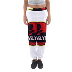 Positively Nerdy Women s Jogger Sweatpants by Onesevenart