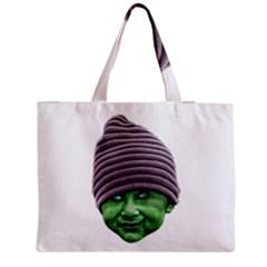Evil Golbin Medium Tote Bag by dflcprints