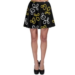 Elegance   Yellow Skater Skirt by Valentinaart
