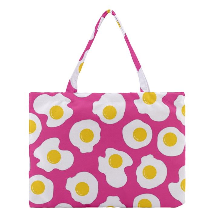 Fried Egg Medium Tote Bag
