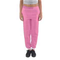 Pink Blue Three Color Women s Jogger Sweatpants by AnjaniArt