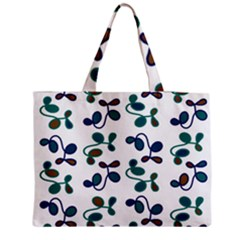 Green Garden Medium Tote Bag by Valentinaart