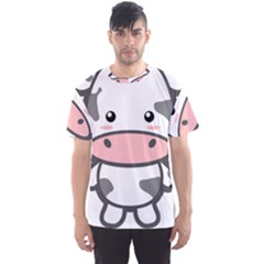 Kawaii Cow Men s Sport Mesh Tees by KawaiiKawaii
