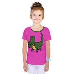 Crocodile Kids  One Piece Tee