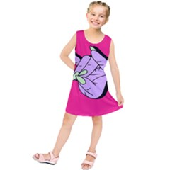 Finger Kids  Tunic Dress by AnjaniArt