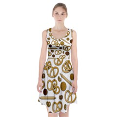 Bakery 3 Racerback Midi Dress by Valentinaart