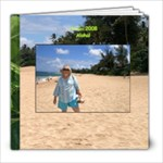 Hawaii - 8x8 Photo Book (30 pages)