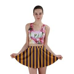 Printable Halloween Paper Mini Skirt by AnjaniArt