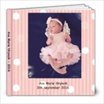 ava - 8x8 Photo Book (20 pages)