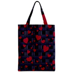 Decorative Love Classic Tote Bag by Valentinaart