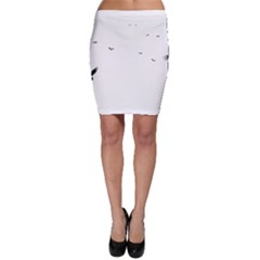 Fly Bodycon Skirt by Brittlevirginclothing