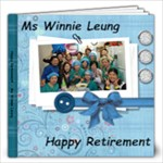 Ms Winnie Leung Photobook - 12x12 Photo Book (20 pages)