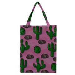 Cactuses 2 Classic Tote Bag by Valentinaart