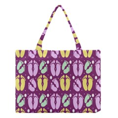 Soles Of The Feet Medium Tote Bag
