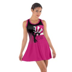 Zouk   Forget The Time Cotton Racerback Dress