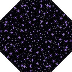 Bright Purple   Stars In Space Straight Umbrellas by Costasonlineshop
