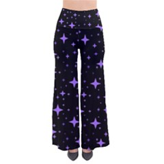 Bright Purple   Stars In Space Pants