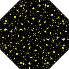 Bright Yellow   Stars In Space Straight Umbrellas by Costasonlineshop