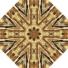 Beige Brown Back Wood Design Straight Umbrellas by Costasonlineshop