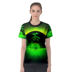 Keep Calm And Drink Tea   Special Edition Women s Sport Mesh Tee by LetsDanceHaveFun