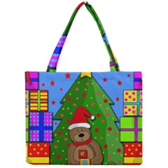 Xmas Gifts Mini Tote Bag by Valentinaart