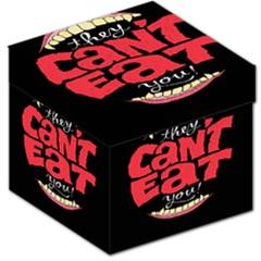 Cant Eat Storage Stool 12