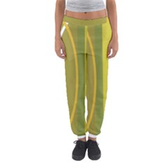 Graphic Elements Large Landscape Women s Jogger Sweatpants by AnjaniArt