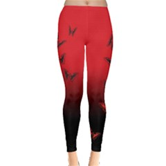 Lepidopteran Leggings