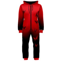 Lepidopteran Hooded Jumpsuit (ladies)