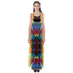 Colors Of Life By Wbk:  Empire Waist Maxi Dress