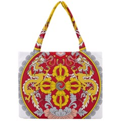 National Emblem Of Bhutan Mini Tote Bag by abbeyz71