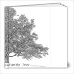 family tree - 8x8 Photo Book (30 pages)