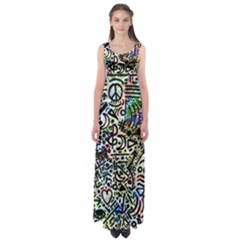 signs  By Wbk: Empire Waist Maxi Dress