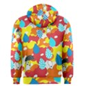 Bear Umbrella Men s Zipper Hoodie View2