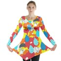 Bear Umbrella Long Sleeve Tunic  View1