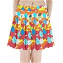 Bear Umbrella Pleated Mini Skirt View1