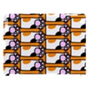 Cute Cat Hand Orange Apple iPad 3/4 Hardshell Case (Compatible with Smart Cover) View1
