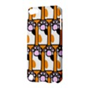 Cute Cat Hand Orange Apple iPod Touch 5 Hardshell Case View3