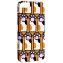 Cute Cat Hand Orange Apple iPhone 5 Classic Hardshell Case View2