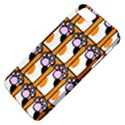 Cute Cat Hand Orange Apple iPhone 5 Classic Hardshell Case View4