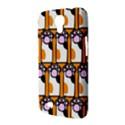 Cute Cat Hand Orange Samsung Galaxy Mega 6.3  I9200 Hardshell Case View3