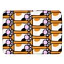 Cute Cat Hand Orange Samsung Galaxy Tab 3 (10.1 ) P5200 Hardshell Case  View1