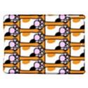 Cute Cat Hand Orange iPad Air Hardshell Cases View1