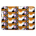 Cute Cat Hand Orange Kindle Fire HDX Hardshell Case View1