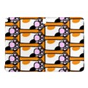 Cute Cat Hand Orange Samsung Galaxy Tab Pro 12.2 Hardshell Case View1