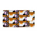 Cute Cat Hand Orange Samsung Galaxy Note 4 Hardshell Case View1