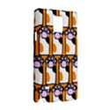 Cute Cat Hand Orange Samsung Galaxy Note 4 Hardshell Case View3