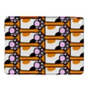 Cute Cat Hand Orange iPad Air 2 Hardshell Cases View1